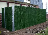 Hedge Slats for total privacy